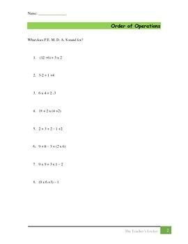 4 Worksheet Compilation of Word Problems