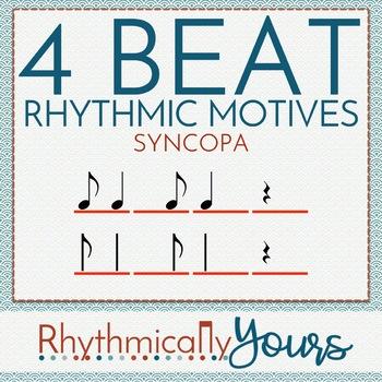 4-beat Rhythm Motives - Syn-CO-pa