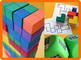 4-group Math Egg Kartons