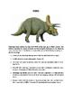 Veterans Day, Presidents' Day, Memorial Day, & Dinosaur (Printable Art Bundle)