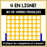 4 in a Row/4 en Ligne Conjugation Game!