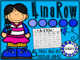 4 in a Row: Digraphs Edition {Print and Go Partner Games}