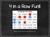 4 in a Row Phonics Combo Pack