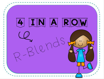 4-in-a-Row R-Blends