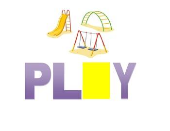 4 letter words - Find the Vowel