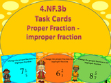 4.nf.3b Proper Fractions to an improper fraction
