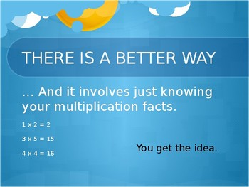 4 x1 Multiplication Introduction