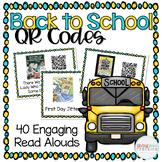 # TPTfireworks 40 Back to School Listening QR Codes