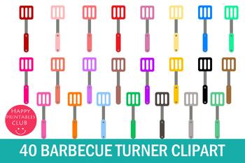 40 Barbecue Turner Clipart- Turner Clipart-Kitchen Turner Clipart