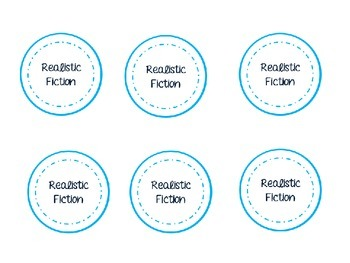 40 Book Challenge Badges