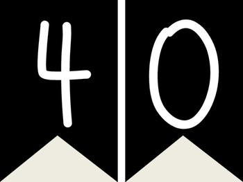40 Book Challenge Banner