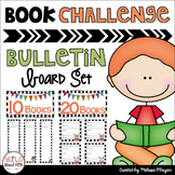 Book Challenge Bulletin Board Set