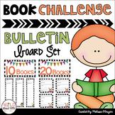 Book Challenge Bulletin Board Set