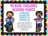 40 Book Challenge Chart
