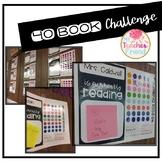 40 Book Challenge Dot Tracker Materials