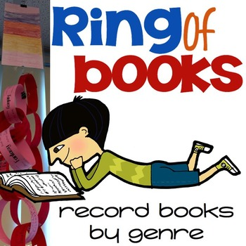 Ring of Books Display