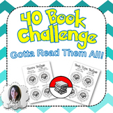 40 Book Challenge - Gotta Read Them All!