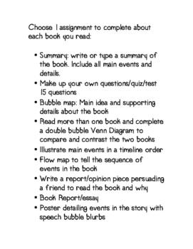 40 Book Reading Challenge