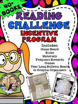 Reading Challenge Incentive Program