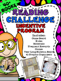 Reading Challenge Incentive Program