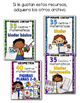 40 Centros de aprendizaje de  geometría (FIGURAS PLANAS) para Kindergarten