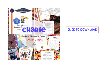 40 Charlie and the Chocolate Factory Activities