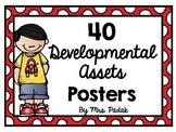 40 Developmental Assets Posters