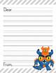40 Disney Inspired Big Hero 6 Letter Writing Paper Sheets