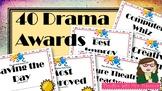 40 Drama Classroom Awards