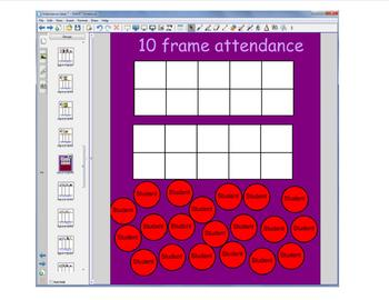 40 Educational Attendance Ideas to use on the Smartboard