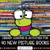 40 Elementary Picture Book Lessons and Activities