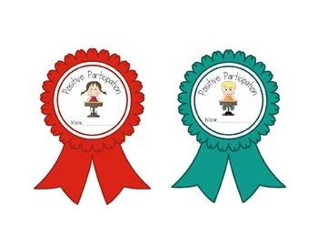 40 Fantastic Award Ribbons