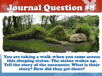40 Journal Questions of the Week