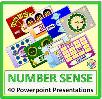 40 Numeracy Skills Powerpoints