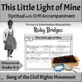 Black History Month Song with Orff Arrangement   Spotlight