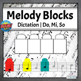 Do, Mi, So Melodic Dictation Music Game | Boom Online Task Cards