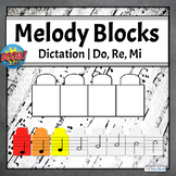 Melodic Dictation Music Game   Boom Cards Set 2 - Do Re Mi