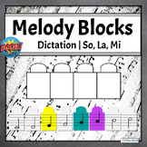 So, La, Mi Melodic Dictation Music Game | Boom Cards