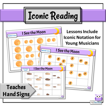 Music Reading Activity BUNDLE-Do, Mi, So, Kodaly/Orff Songs, Read, Sing, & Play