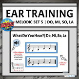 Music Online Distance Learning Activity | What Do You Hear