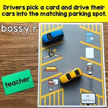 40% OFF Phonics Parking Lot ELA Center Bundle