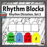 Rhythm Dictation Music Game Distance Learning & Classroom