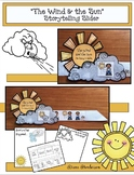 """Wind Activities: Aesop's Fables: """"The Wind & the Sun"""" Storytelling Craft"""