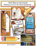 Back To School Getting To Know You (All About Me) Activity