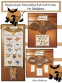 Bat Activities: Stellaluna Sequencing & Retelling Activiti