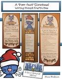 "Christmas Activities: ""Purr-fect Christmas"" Cat-Themed Wri"