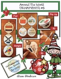 Christmas Ornaments: Christmas Around the World ORNAMENT Crafts #2