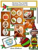 Christmas Around the World ORNAMENT Crafts  #3