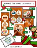"""Christmas Ornaments: """"Christmas Around The World"""" ORNAMENT Crafts #1"""