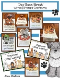 """Dog Gone Great!"" Writing Prompt Craftivity"